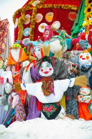 Maslenitsa - Russian religious holiday