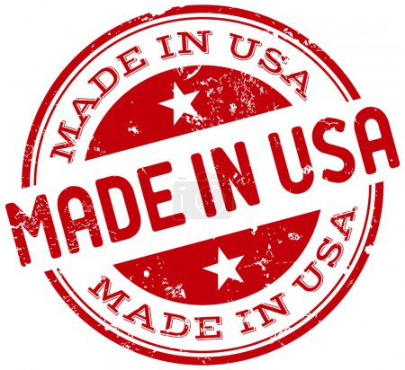 Made in usa stamp...