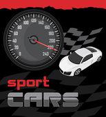 Sport cars Icon for design