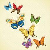 Motýl ikony