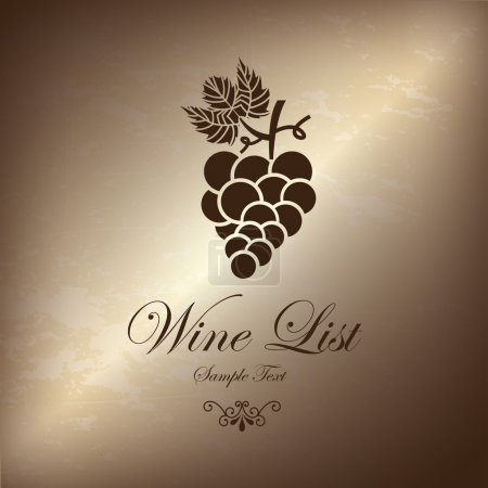 grape wine list