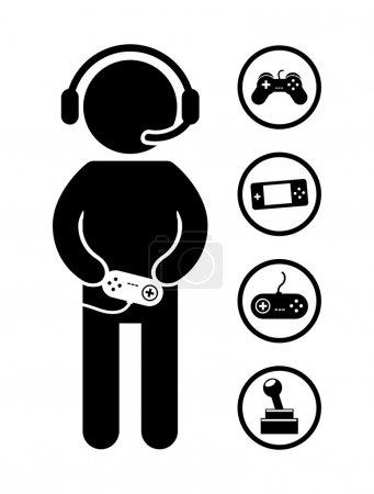 gamer icons