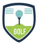 Progettazione logo Golf