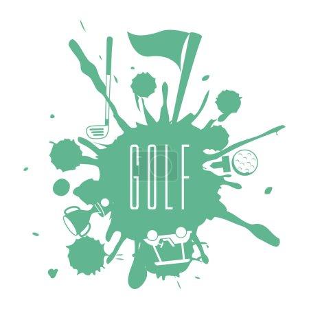 golf design