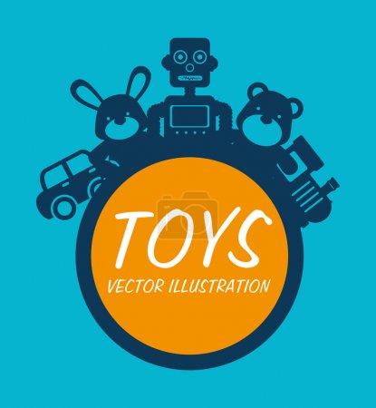 conception de jouets pour bébé