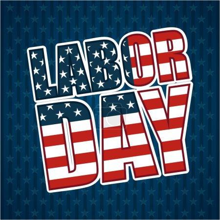 Labor day design