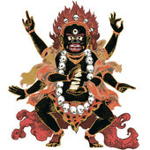 Indian demon