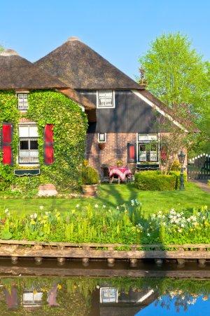 Traditional Dutch house