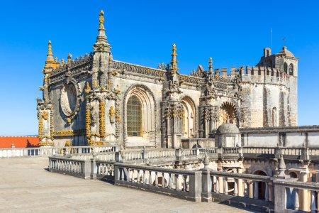 Convento de Christo Detail, Tomar, Portugal