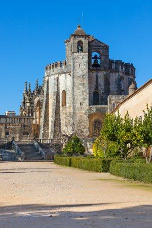 Convento de Christo Monastery, Tomar, Portugal