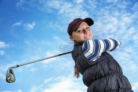 Golfer women