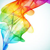 Bright abstract colorful background