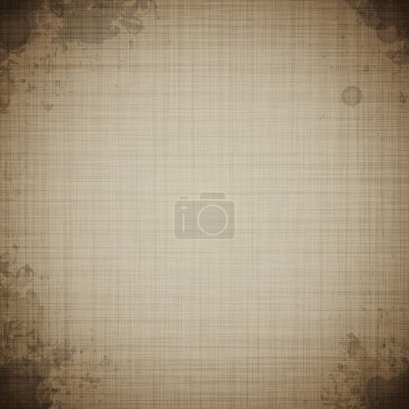 Old canvas texture grunge paper background