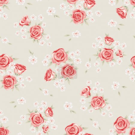 Rose background 2