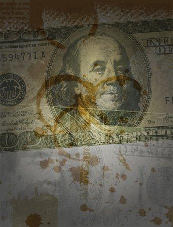 Dollars collage.