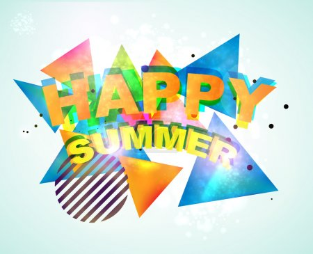 Funky Happy Summer