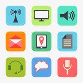 Komunikace ikony
