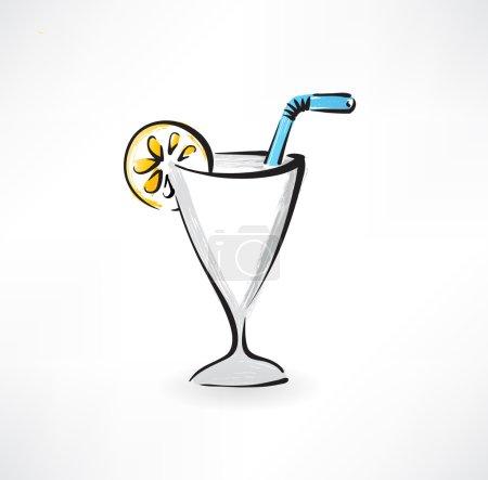 cocktail grunge icon