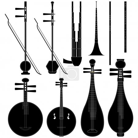 Chinese Music Instruments