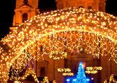 Vánoční jarmark v Budapešti