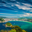 Постер, плакат: Beach of San Sebastian