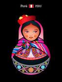 Matryoshka Peru
