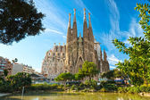 Barcelona, Spanien - 14.Dezember: La Sagrada Familia - das Impressum