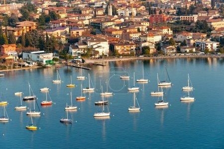 Sirmione by lake Garda, Italy