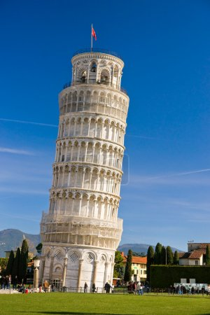 Pisa, The Leaning Tower.