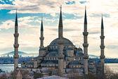 "Постер, картина, фотообои ""синяя мечеть, Стамбул, индейка"""