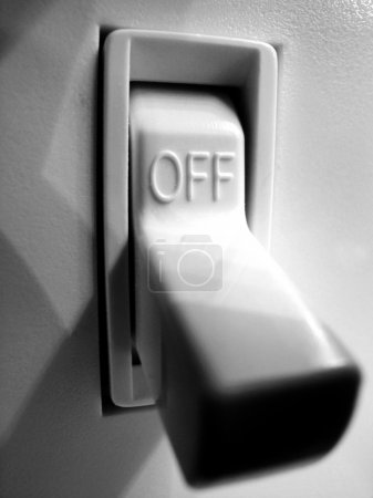 Light Switch Turned Off