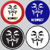Vector anonymous signs