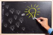 Many ideas make a big one