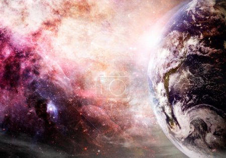 Creation of Earth