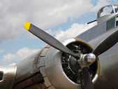 World War 2 B17 Bomber