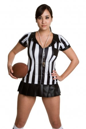 Sexy American Football Referee