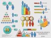 Nastavit prvky infografika