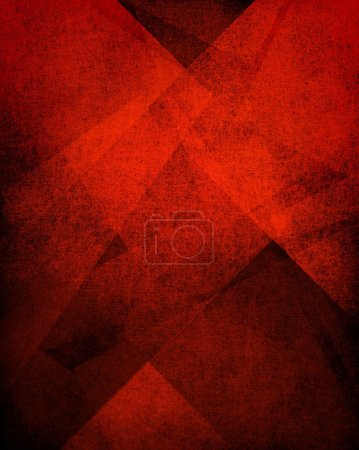 abstract red background black grunge texture design layout