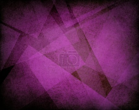 Pink background or purple background with old parchment vintage grunge background texture in art abstract background block layout design on pink paper has faded distressed background grungy shapes