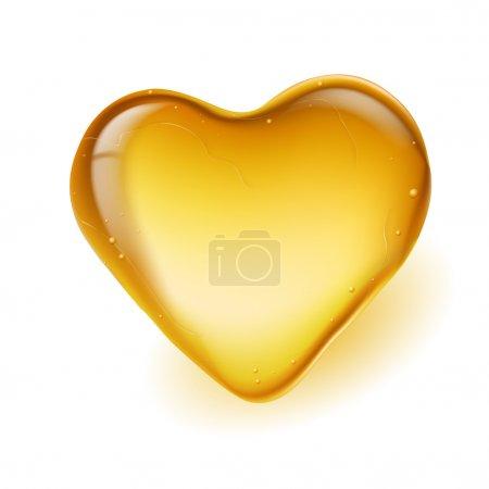 Realistic amber