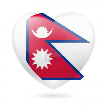 Nepalese flag colors