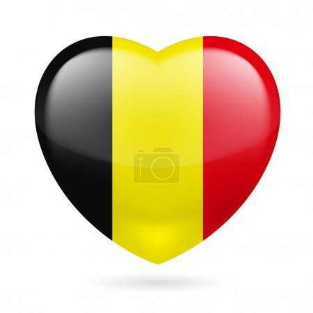 Belgian flag colors