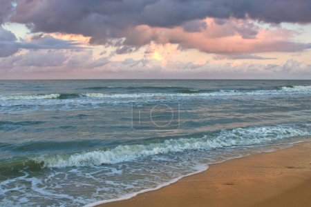 Photo for View of storm seascape - Royalty Free Image