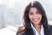 Asian Indian businesswoman
