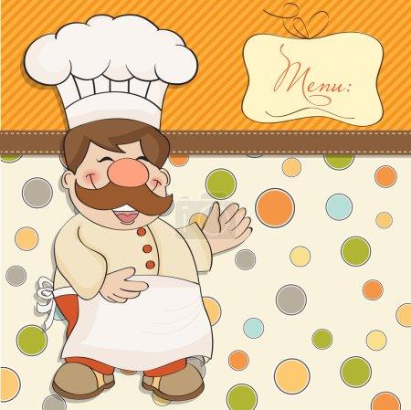 Chef and Menu