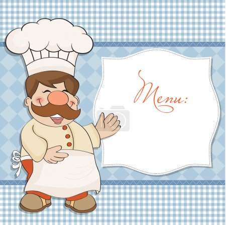 Chef and Menu