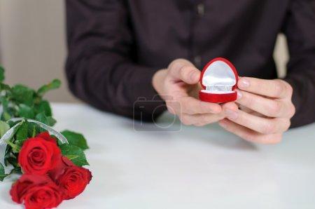 amour. Saint-Valentin