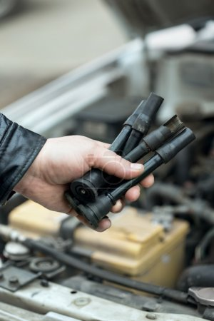 wasters spark plugs wider