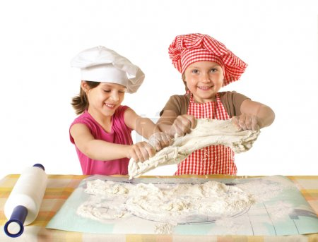 Little funny bakers