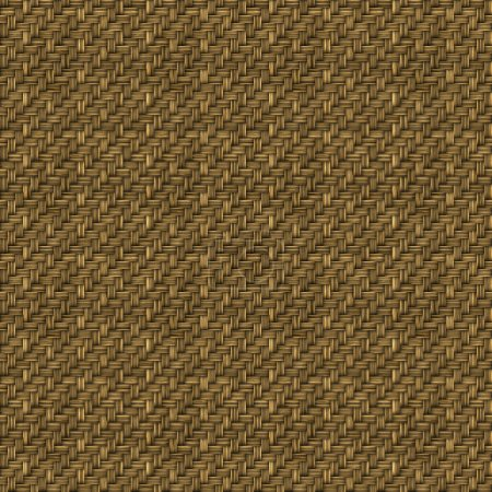 Angled basket weaving pattern texture - seamless texture perfect for 3D modeling and rendering
